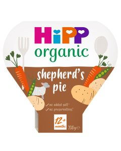 HiPP Organic Shepherds Pie Toddler Tray Meal 1-3 Years (5 x 230g)