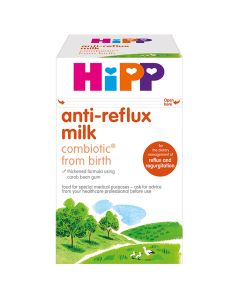 HiPP Anti Reflux Baby Milk Powder from birth (4 x 800g)