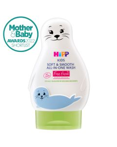 HiPP Kids soft & smooth all-in-one wash seal 200ml